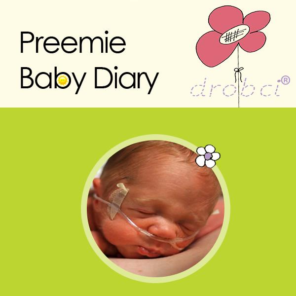Preemie Baby Diary
